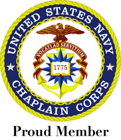 This lovely graphic of the US Navy Chaplain Corps is lovely for patches and shirt decoration.  It is produced in stunning and beautiful detail for the most beautiful finished product. 版權商用圖片 - 40654510