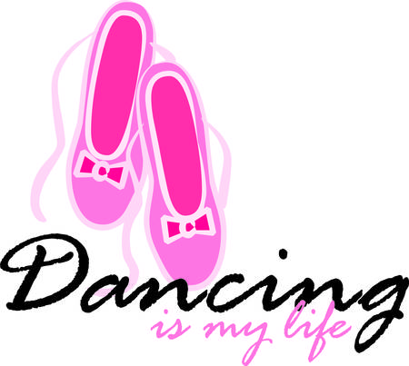 en: Dance dance dance  We think these ballet slippers are super cute  The lovely pink bow provides just the perfect touch.