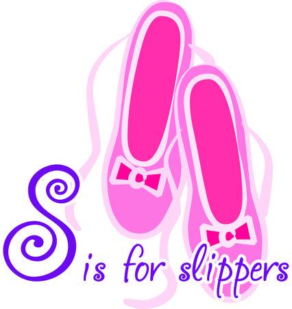 ballet slippers: Dance Dance Dance Creemos que estas zapatillas de ballet son super lindo El encantador lazo rosa ofrece el toque perfecto.