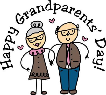 love is it: Grandparents give the best hug.  Give them this for grandparents day.  They will love it