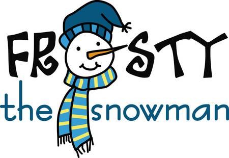 Een afbeelding van een persoon gemaakt van verpakte sneeuw halen die ontwerpen door eendracht
