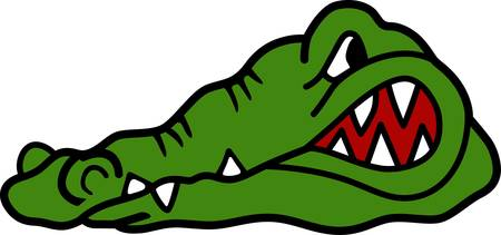 gator: Florida Gators game to enjoy for both boys and girls pick those designs by Concord. Illustration