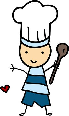 master chef: A master chef is someone who has completed apprenticeship in patisserie cookingbutchering and chef. Pick those designs by Concord Illustration
