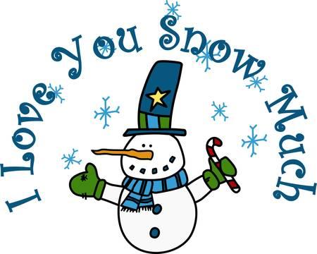 パックされた雪で作った人の図を選ぶコンコルドでこれらのデザイン