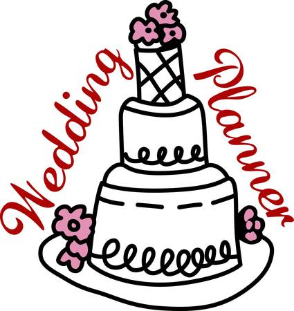 The perfect wedding cake is a rich iced cake typically in two or more tiers served at a wedding reception pick those designs by concord