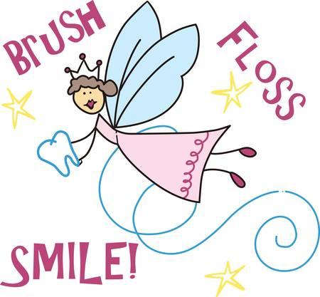 歯の妖精は幼児の想像図がコンコードでこれらのデザインを選ぶ