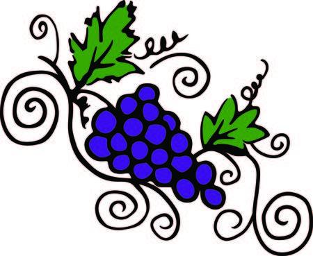 vitis: grape vine grape: any of numerous woody vines of genus Vitis bearing clusters of edible berries pick those designs by concord