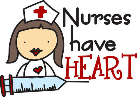 notch: This little stick nurse is ready to provide top notch care to her patients.  She is the perfect fun decoration for your favorite health care professional