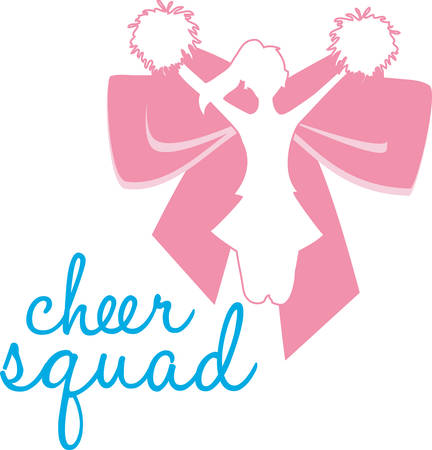 The purpose and mission of the Spirit Squad is to encourage enthusiastic student