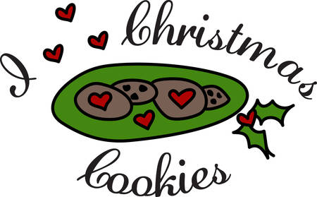 Baking cookies is comforting and cookies are the sweetest little bit of comfort food. They are very bitesized and personal