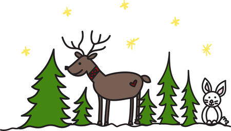 The team investigates when a murder takes place at an elaborate holiday party complete with real snow and reindeer.