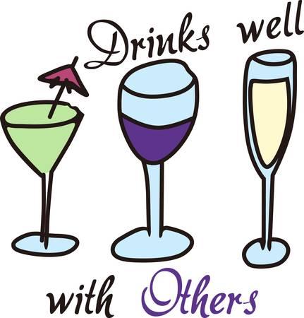 Sterk alcoholische dranken zoals whisky wodka en gin kan worden aangeduid als drank halen die ontwerpen door eendracht