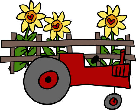 tractive: A tractor is an engineering vehicle specifically designed to deliver a high tractive effort at slow speeds designs by Concord
