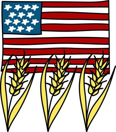 琥珀色に波打つ穀物の高く飛ぶこのデザインとこの美しい土地でポータブルデバイスコン