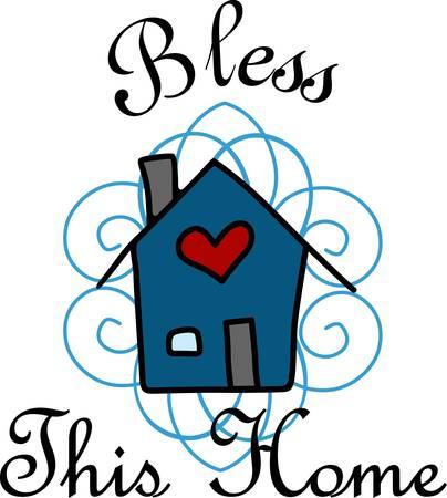 Begrüßen Sie Ihre Gäste und Freunde zu Ihrer süße und schöne Haus Entwürfen von Concord Standard-Bild - 40756863