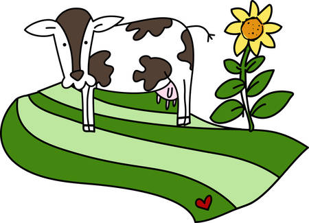 Take a tour around Cattle Country Designs by Concord Ilustrace