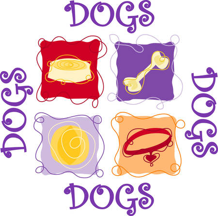 we can give different kind of collar to our pet dog