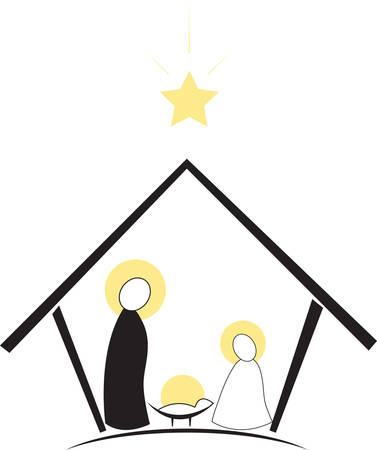 peace of mind: Christmas is not a time nor a season but a state of mind. To cherish peace and goodwill to be plenteous in mercy is to have the real spirit of Christmas. Illustration