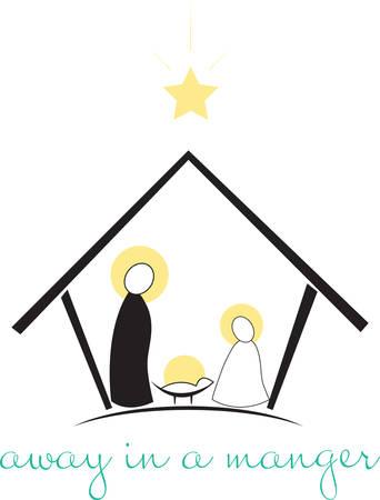 curare teneramente: Natale non � un tempo n� una stagione, ma uno stato d'animo. Per amare la pace e la buona volont� di essere di gran benignit� � quello di avere il vero spirito del Natale. Vettoriali