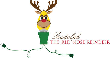 Rudolph light bulbs add sparks to our holidays pick these designs from concord collections