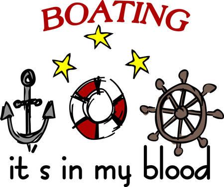 Roeien of zeilen in boten als een sport of een vorm van recreatie, kies die ontwerpen uit eendracht Stockfoto - 40759242