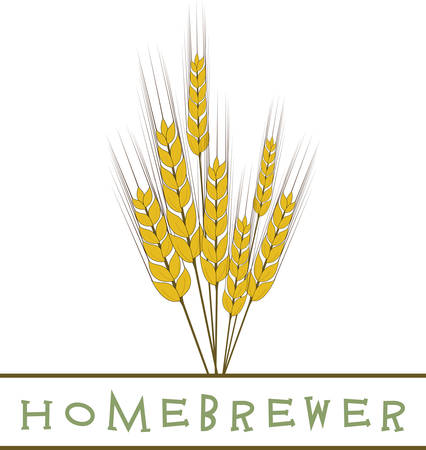 Wheat is the base from which beer is made from pick these designs from Concord Collections Illustration