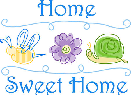 Home Sweet Home.This is the place to find Happiness.If one doesnt find it hereone doesnt find it anywhere