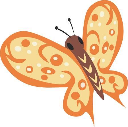 Love is a peaceful feeling like a flower hugging a butterfly.