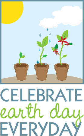 avoid: Seedling helps to avoid the air pollution . Pick those design by Concord. Illustration