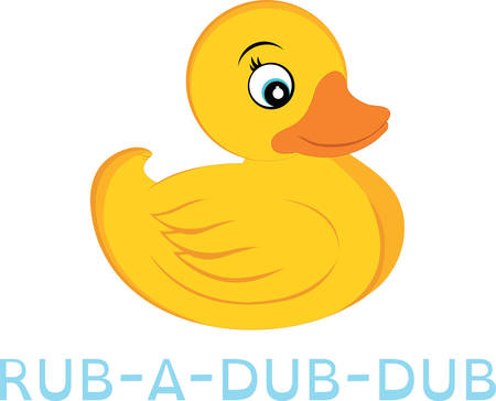 rubber ducky: Rubber ducky is a familiar toy which kids love cull these designs from concord collections