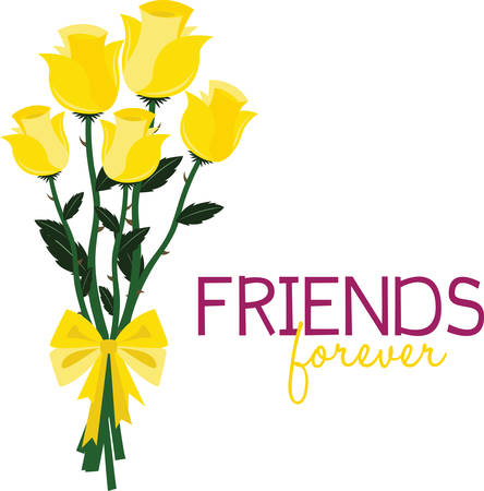 ones: Pick yellow roses to fill your loved ones day with sunshine