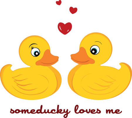 ducky: Ducks inspire us with the love which they have grab these designs from concord collections