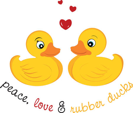 Ducks inspire us with the love which they have grab these designs from concord collections