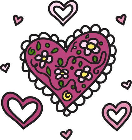 마음은 사랑을 말한다. 꽃과 예쁜 가리비에 대한 사랑을 말합니다. 그들을 사용하여 사랑에 대한 특별한 메시지를 당신의 연인에게 보냅니다.