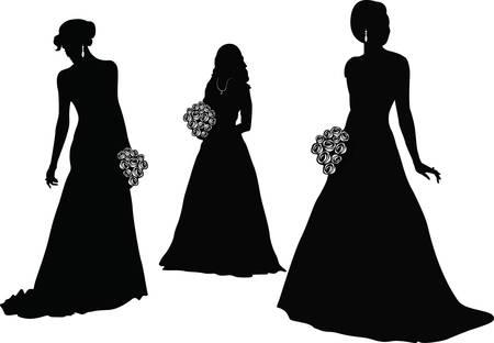 Planen Sie eine Brautdusche ist so viel Spaß. Fügen Sie diesen schönen Entwurf zu Ihrem nächsten Projekt. Standard-Bild - 40804572
