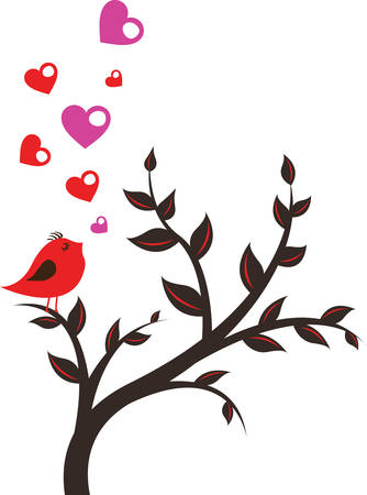 Collect these love bird designs from concord collections