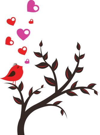 Sammeln Sie diese Liebesvogel Motive von Eintracht Sammlungen Standard-Bild - 40804786
