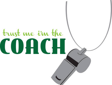 patio escuela: Esto es un dise�o perfecto para a�adir a un regalo para el entrenador.