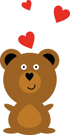 Theres just something about a Teddy bear thats impossible to explain pick these designs from concord collection Ilustração