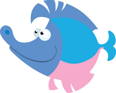 Have fun and collect these funny fish designs from concord collections