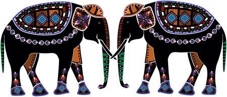 Elephants are symbol of power grab these designs and feel that power from concord collections
