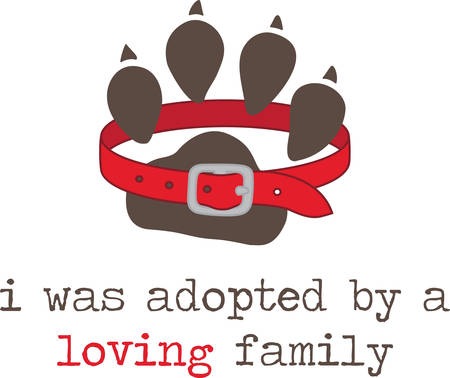 was: My adoption was treated as a celebration.