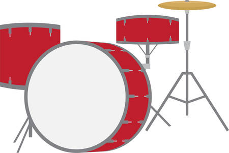 You know the drum was the first instrument besides the human voice Çizim