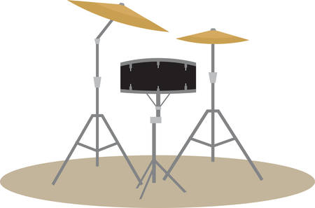drums: Drums all have their own particulars