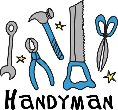Find unique tools and fun gifts for the handyman at UncommonGoods Ilustrace