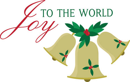 bough: May Peace be your gift at Christmas and your blessing all year through