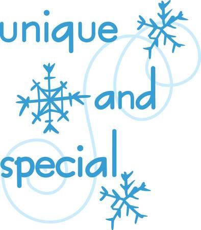 winter fun: Sneeuwvlokken brengen herinneringen aan vakanties en winterpret. Gebruik deze sneeuwvlok om een vleugje van de winter magie toe te voegen.