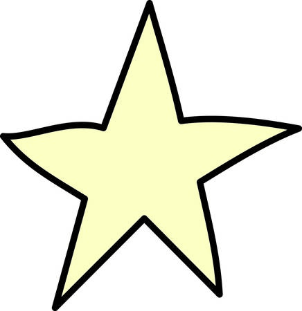 volumes: Sometimes a simple star can make a big statement.  All our star design to speak volumes on your project.