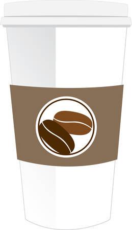 友人と共有コーヒーのカップは幸福の味と時間を費やした。
