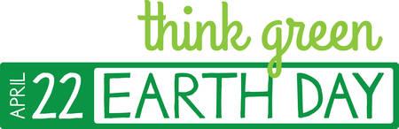 Toon uw liefde voor moeder aarde. Stuur naar iemand die u kent die behoefte eraan te herinneren wat ze kunnen doen om het milieu te helpen. Ze zullen love it